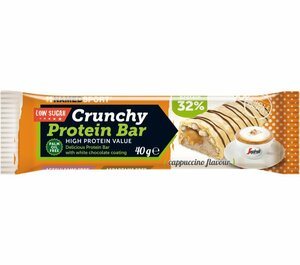 Named Sport Proteinriegel  Crunchy Protein Bar , 40gr., Cappuccino