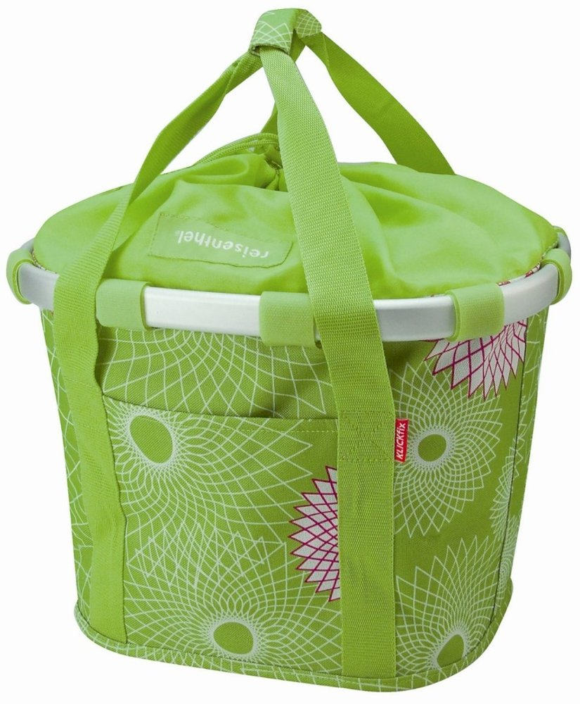 Reisenthel Bikebasket, Crystals lime green