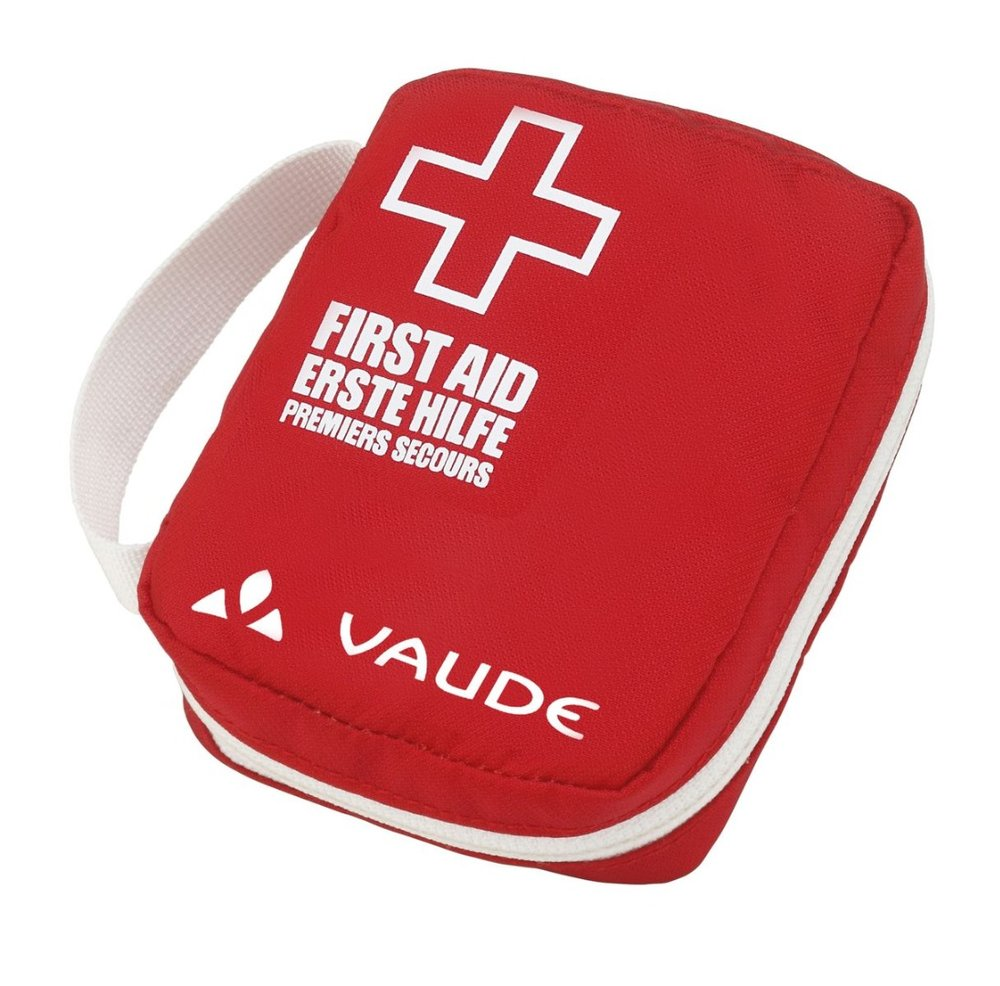 Vaude Verbands Set First Aid Kit Bike Essential, red/white