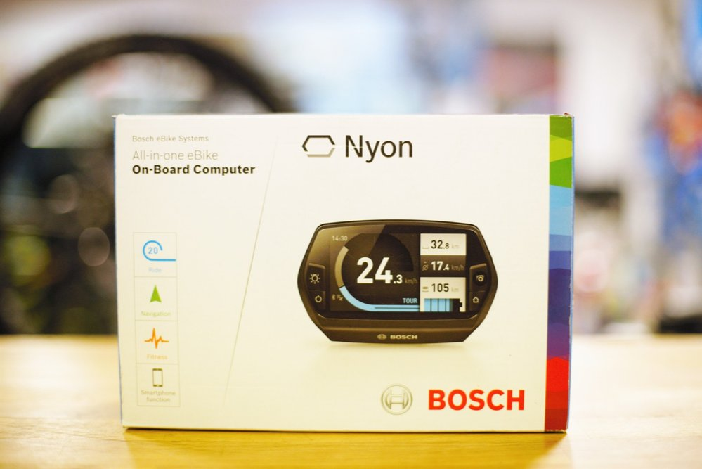Bosch Display Nyon Nachrüst-Kit 8GB